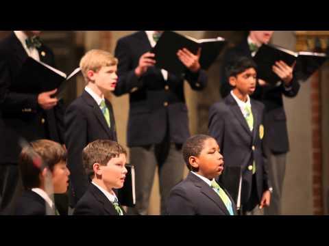 The Georgia Boy Choir - Geistliches Lied