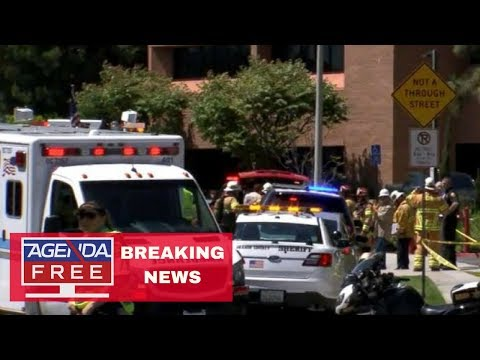 Suspicious California Explosion Came from Package - LIVE BREAKING NEWS COVERAGE