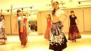 Bollywood Song Practice---Dholi Taro Dhol Baaje