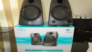 Logitech Z130 Speakers Review