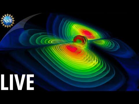LIGO detects gravitational waves -- announcement at press conference  (part 1)