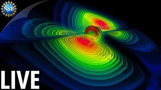 LIGO detects gravitational waves -- announcement at press conference  (part 1) thumbnail