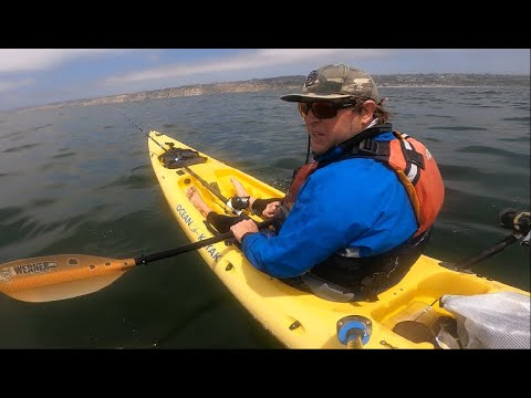 Beginner La Jolla Kayak Fishing Setup   How To Fish San Diego Style With Basic Gear And Tips