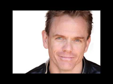 Comedian Christopher Titus with Captain Jack on 96.7 The Eagle