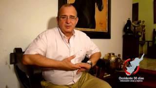 Occidente 30 días, entrevista a Jota Mario Valencia -  5 de 5