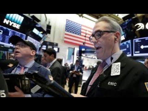 Stocks dip on North Korea tension