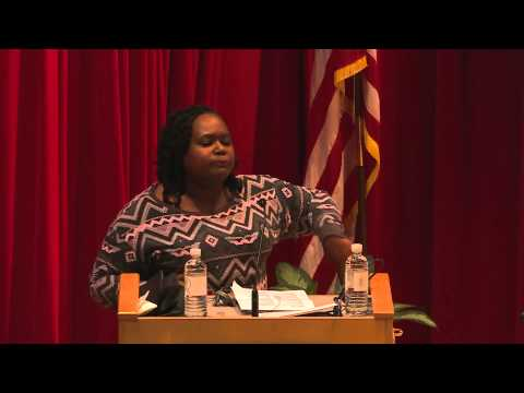 """Jamila Lyiscott - """"Women Be The Backbones of Galaxies"""" and other works (Pt. 6 of 12)"""