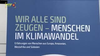 Neue Ausstellung zum Klimawandel im Rathaus