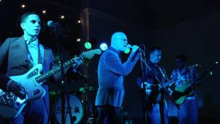 Some Things Coming & Thomas Dolby - Psycho Killer - LIVE - JHU - 4/18/15