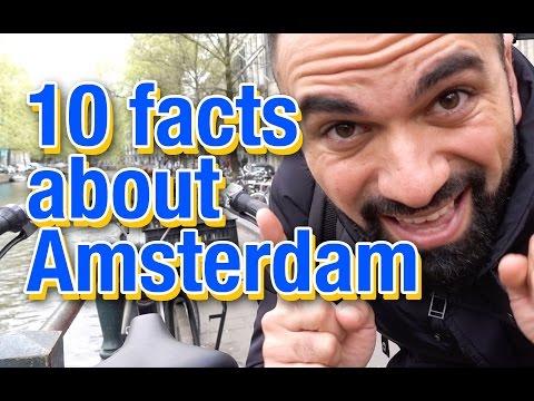 ١٠ معلومات غريبة عن امستردام 10 weird facts about Amsterdam #لؤي_ساهي