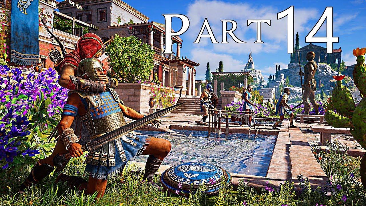 Assassin's Creed Odyssey Gameplay Walkthrough Part 14 ...