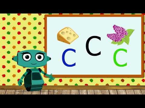 🎓 Учим звуки речи вместе с роботом Дашей. Звук С. Урок 6 (0+)