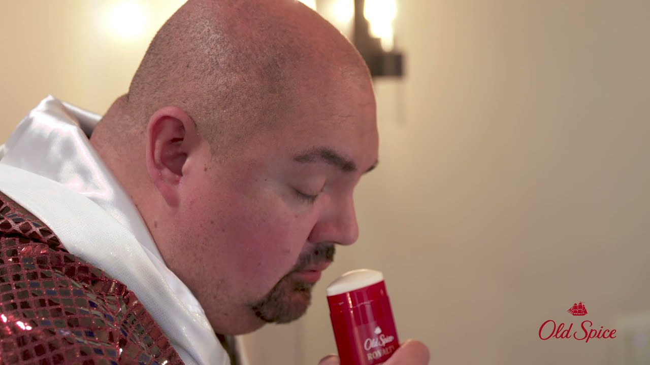 Old Spice: Smell Ready For Anything | Gabriel Iglesias