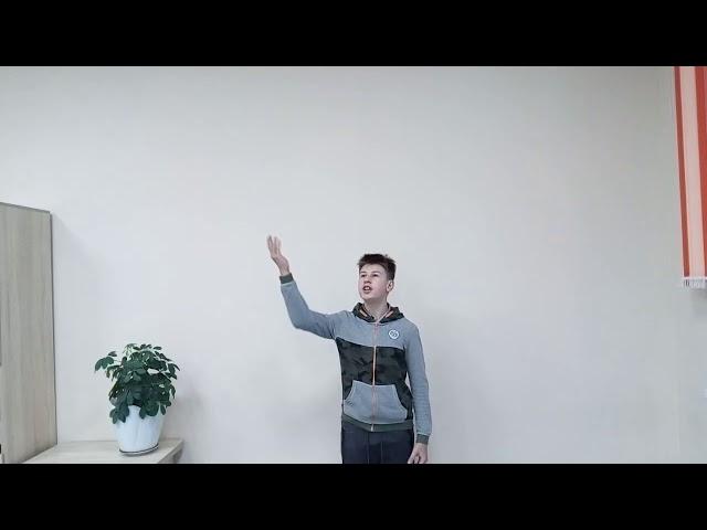 Изображение предпросмотра прочтения – АлександрМинников читает произведение «С поляны коршун поднялся…» Ф.И.Тютчева