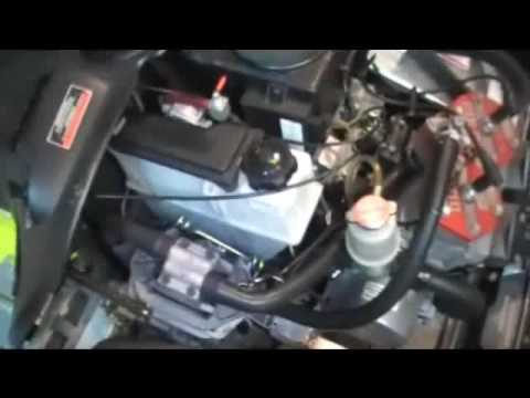 How to adjust your Polaris Snowmobiles TPS.