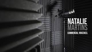Natalie Martins | Commercial Voice Reel 2020