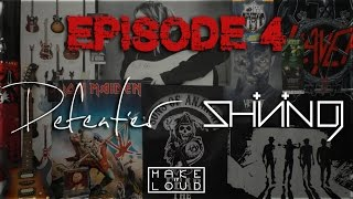 MAKE IT LOUD - Episode 4 - Defeater et Shining (nor) - Hellfest 2015