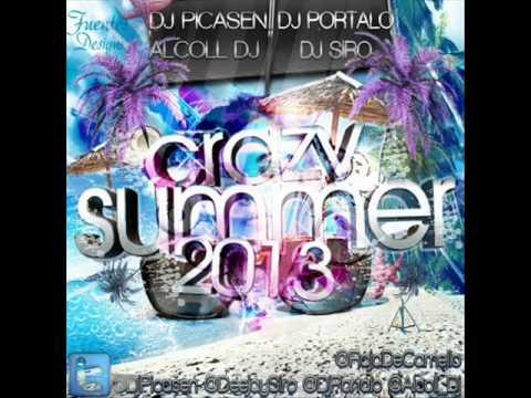 07 Crazy Summer 2013 Dj Portalo & Alcoll Dj (CD2) Dj Picasen & Dj Siro (CD1)