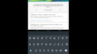 Instalar Teclado y Google Home de Android L (Proxima version de Android)