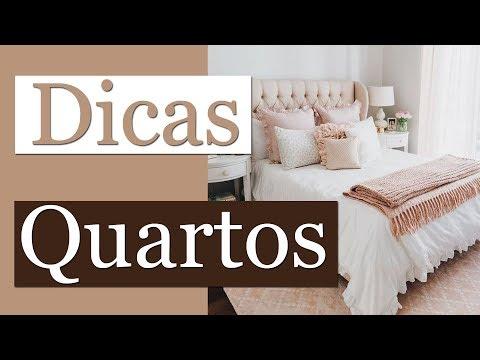 Dicas e Inspirações para Decorar Quartos Minimalistas e Românticos!! | Por Maryane Nunes