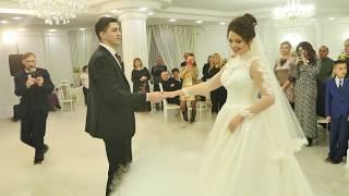 Перший танець Дмитра та Анни