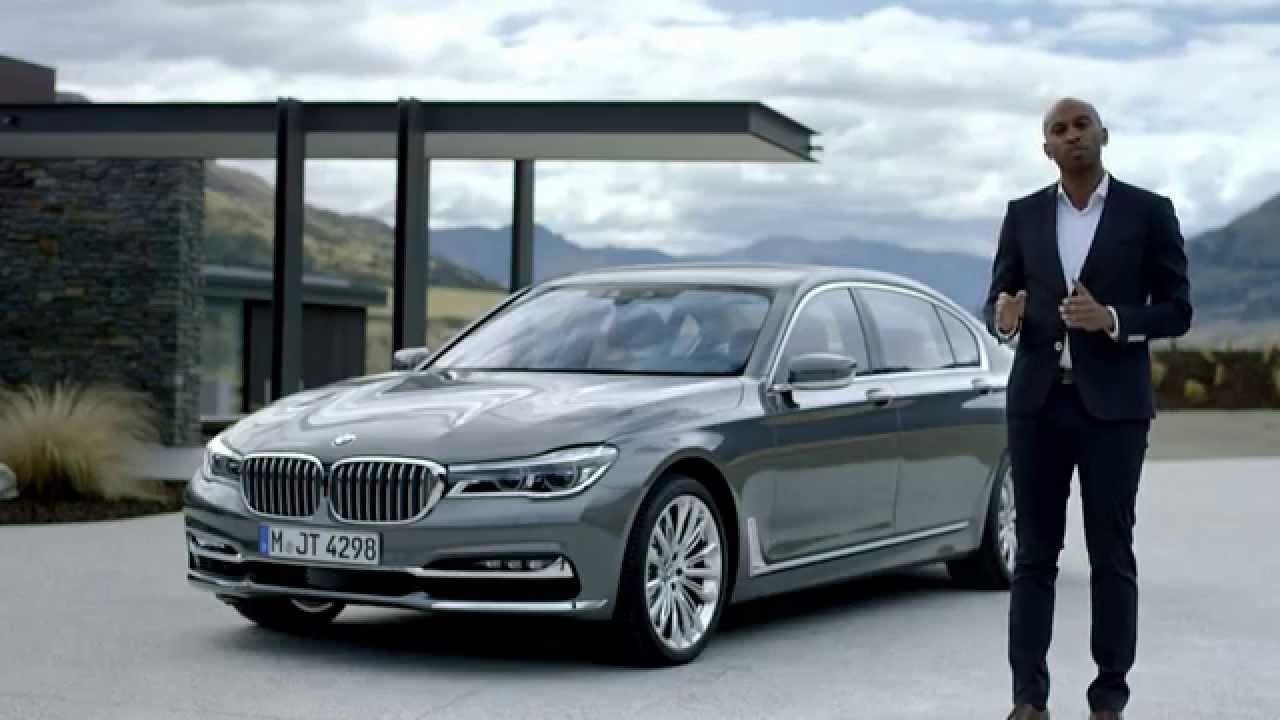 Noul BMW Seria 7 2015 - Tot ce trebuie să știi - YouTube