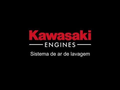 Sistema de limpeza estratificada Kawasaki