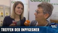 Hazel Brugger beim Kongress der Heilpraktiker   heute-show vom 10.05.2019