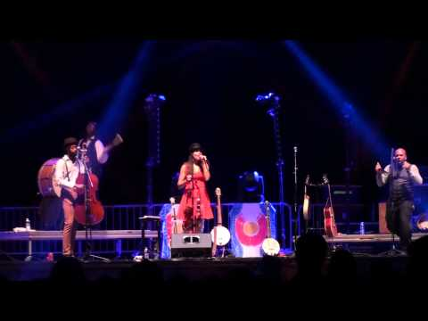 Carolina Chocolate Drops - full set - Yonder Harvest Festival 10-17-14 Ozark, AR HD tripod