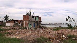 Rio2016: les habitants d'une favela résistent à l'expropriation