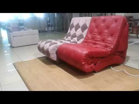 Кресло - шезлонг - кровать, возможно использовать как модуль