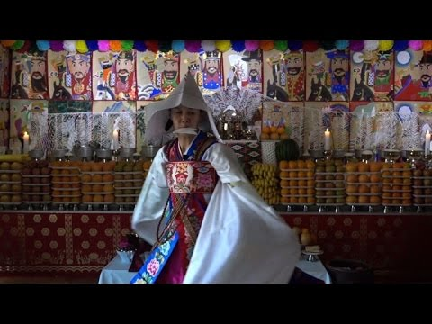 Korean shamans enraged by 'female Rasputin' scandal