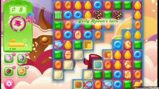 Candy Crush Jelly Saga Level 553