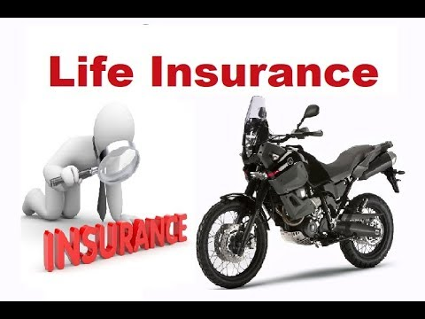 Motorcycle riding and Life Insurance - Is it worth it?
