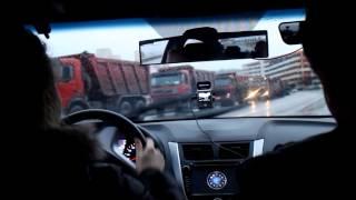 Вождение в городе.  Автоинструктор-преподаватель Николай Вышегородцев(, 2014-03-12T08:21:25.000Z)