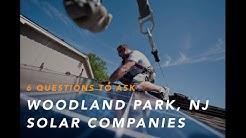 Solar Companies in Woodland Park NJ