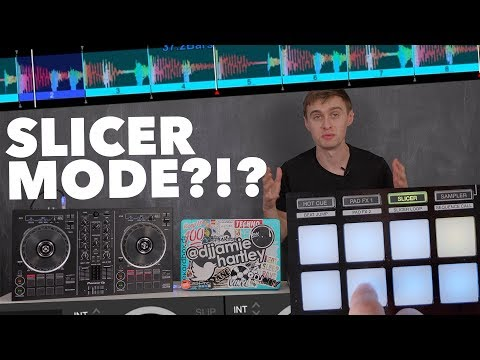 DJ Mixing Techniques: Slicer Mode Tricks