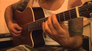 Goo Goo Dolls - Iris (fingerstyle cover)