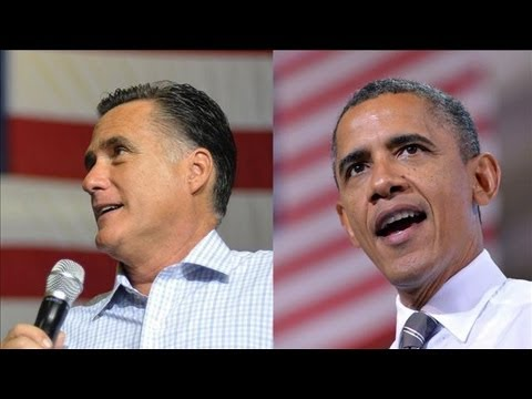 Romney, Obama Campaign in Key Battleground of Ohio