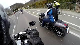 Курс вождения новых мотоциклов Harley Davidson(В видео я первым делом хотел передать те ощущения когда едешь на легендарном мотоцикле из Америки Harley Davidson!..., 2016-04-06T22:10:24.000Z)