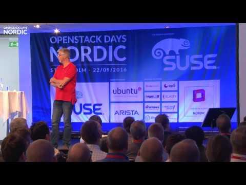 Keynote by Jan Van Eldik @ OpenStack Days Nordic - Stockholm 2016
