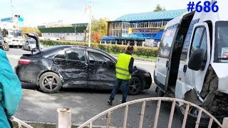 ☭★Подборка Аварий и ДТП/от 20.09.2018/ч2/Russia Car Crash Compilation/#686/September2018/#дтп#авария