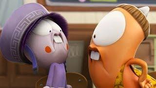Spookiz | ПРОБЛЕМЫ С ШЛЯПОЙ | Мультфильм для детей | WildBrain