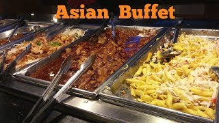 All You Can Eat Chinese Buffet