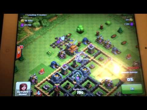 Clash Of Clans Healer Defense