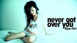I never got over you