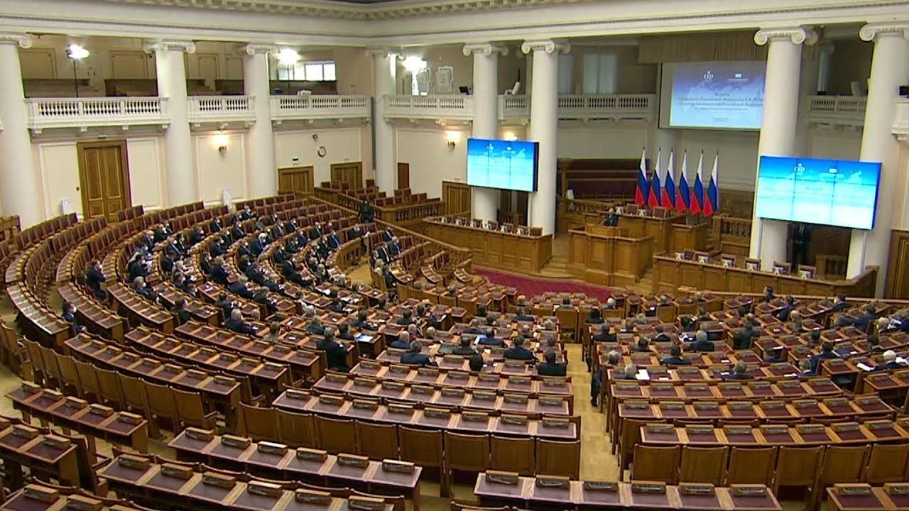 Владимир Путин на заседании обратился к тем, кто собирается участвовать в предстоящих выборах.