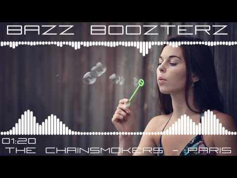 The Chainsmokers - Paris (Bass Boosted)