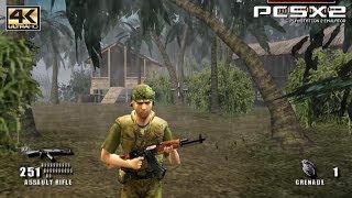 Made Man - PS2 Gameplay UHD 4k 2160p (PCSX2)