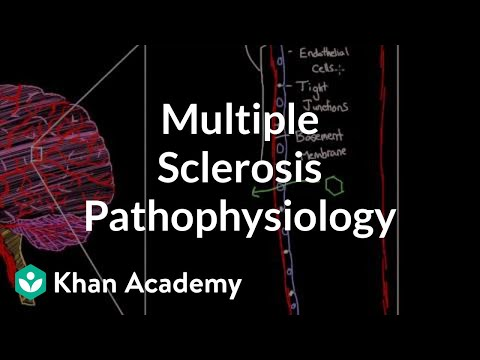 Multiple sclerosis pathophysiology | Nervous system diseases | NCLEX-RN | Khan Academy